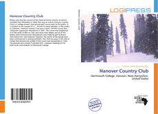 Bookcover of Hanover Country Club