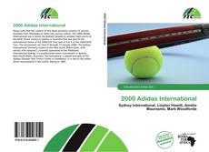 2000 Adidas International kitap kapağı