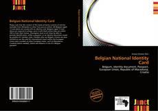 Couverture de Belgian National Identity Card