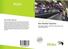 Bookcover of Bar Harbor Express
