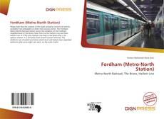 Обложка Fordham (Metro-North Station)