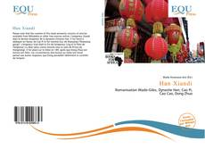 Portada del libro de Han Xiandi