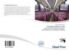 Livoberezhna Line kitap kapağı