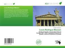 Portada del libro de Louis-Rodrigue Masson