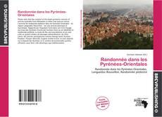 Bookcover of Randonnée dans les Pyrénées-Orientales