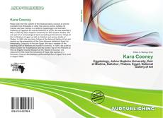Kara Cooney kitap kapağı