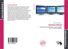 Bookcover of Gordon Elliott
