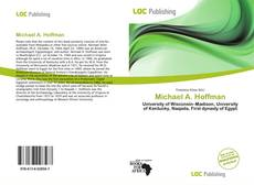 Buchcover von Michael A. Hoffman
