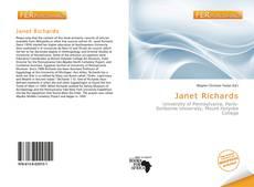 Capa do livro de Janet Richards