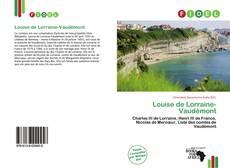 Couverture de Louise de Lorraine-Vaudémont