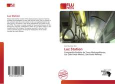 Bookcover of Luz Station