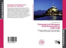 Обложка Campagne de Bretagne et de Normandie en 1448-1449