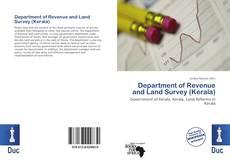 Buchcover von Department of Revenue and Land Survey (Kerala)