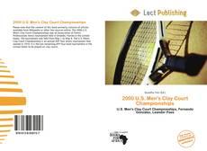 Copertina di 2000 U.S. Men's Clay Court Championships