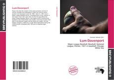 Portada del libro de Lum Davenport