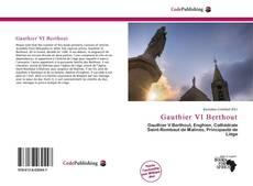 Gauthier VI Berthout的封面