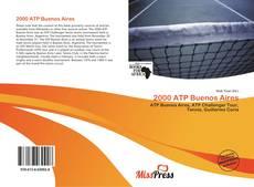 Portada del libro de 2000 ATP Buenos Aires