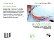 Capa do livro de Mary Catherine Bateson