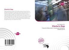 Couverture de Clarke's Gap