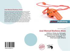 Portada del libro de José Manuel Barbosa Alves