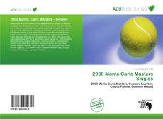 Couverture de 2000 Monte Carlo Masters – Singles