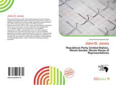 Capa do livro de John O. Jones