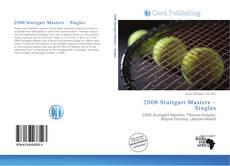2000 Stuttgart Masters – Singles的封面