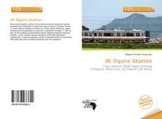 Buchcover von JR Ogura Station