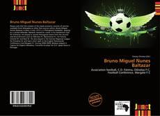 Capa do livro de Bruno Miguel Nunes Baltazar