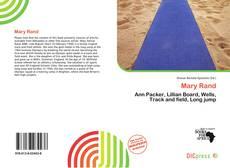 Mary Rand的封面