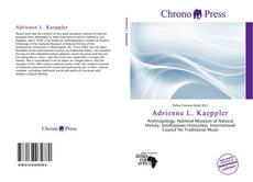Bookcover of Adrienne L. Kaeppler