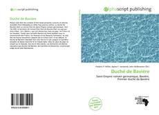 Обложка Duché de Bavière
