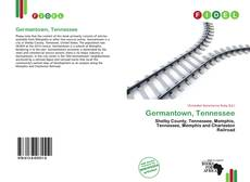 Bookcover of Germantown, Tennessee