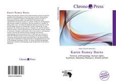Bookcover of Karen Ramey Burns