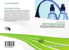 Bookcover of 2000 Family Circle Cup