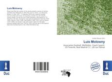 Bookcover of Luis Molowny