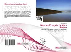 Bookcover of Maurice-François de Mac-Mahon