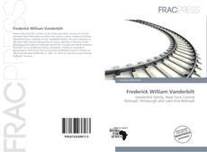 Bookcover of Frederick William Vanderbilt