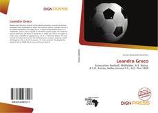 Bookcover of Leandro Greco