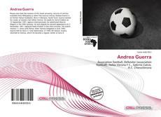 Portada del libro de Andrea Guerra