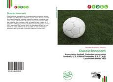 Bookcover of Duccio Innocenti