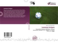 Bookcover of Lorenzo Insigne