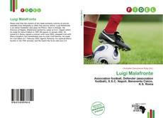 Luigi Malafronte kitap kapağı