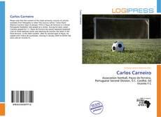Buchcover von Carlos Carneiro