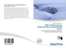 Buchcover von 1957–58 Kentucky Wildcats Men's Basketball Team
