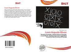 Louis Auguste Olivier的封面