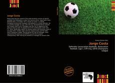 Capa do livro de Jorge Costa