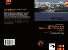 Capa do livro de 1983–84 Kentucky Wildcats Men's Basketball Team