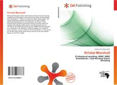 Bookcover of Kristal Marshall