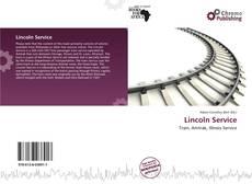 Bookcover of Lincoln Service